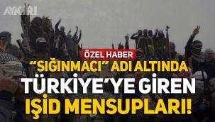 Suriyeli sığınmacılara operasyon: IŞİD'çileri Türkiye sokmuşlar!