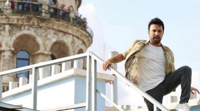 Tarkan'dan Galata Kulesi isyanı