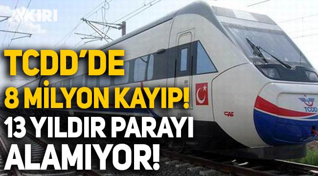 TCDD, Hızlı Tren Projesinde fazladan ödediği 8 milyon lirayı alamıyor!