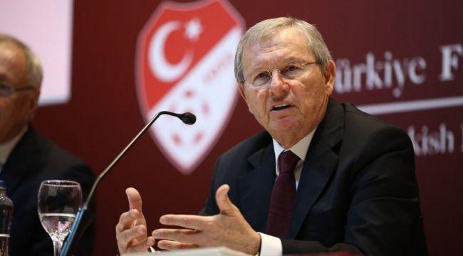 TFF'de deprem: MHK Başkanı Zekeriya Alp istifa etti