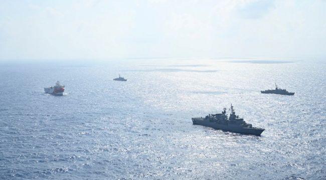 Türkiye, Girit Adası'nın güneyinde askeri tatbikat yapacak