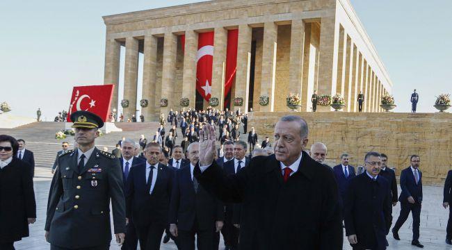 Vekillerin davet edilmediği 30 Ağustos törenine, slogan atan gruplar alındı!