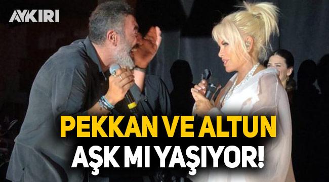 'Ajda Pekkan ve Hakan Altun aşk yaşıyor, çok mutlular'