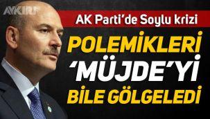AK Parti'de Süleyman Soylu krizi, Polemikler rahatsızlık yarattı, Soylu Danışmanı üzerinden AK Parti'yi eleştirdi