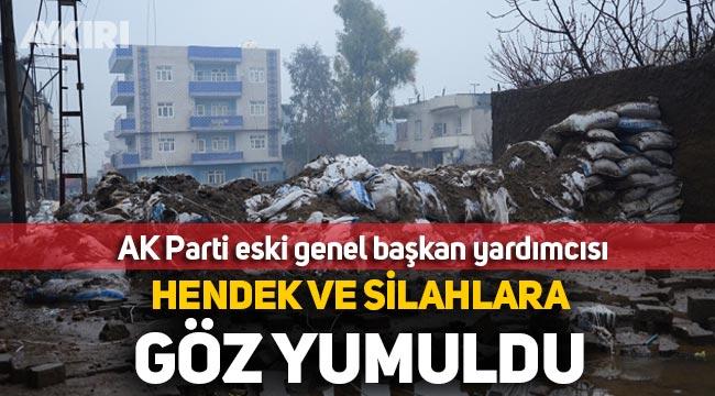 """AK Parti eski genel başkan yardımcısı Selçuk Özdağ: """"Saray iktidarı PKK'nın hendek kazmasına göz yumdu"""""""
