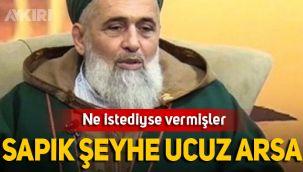 AKP'li belediyeden cinsel istismar tutuklusu sapık şeyh Fatih Nurullah'a ucuz arsa