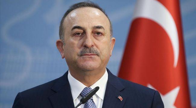 Bakan Çavuşoğlu'ndan Yunanistan açıklaması: Kendine güveniyorsa masaya otursun