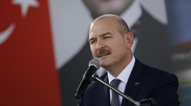 Bakan Soylu'dan İstanbul'da deprem tatbikatı açıklaması