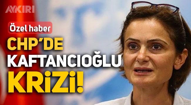 """CHP'de Canan Kaftancıoğlu krizi! CHP'li vekilden Kaftancıoğlu'na: """"Sen demesen ne yazar"""""""