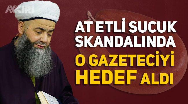 Cübbeli Ahmet'ten Lalegül Sucuk ve at eti açıklaması