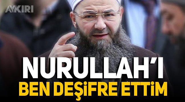 Cübbeli Ahmet'ten sapık şeyh Fatih Nurullah yorumu