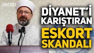 Diyanet'i karıştıran eskort skandalı: 2 yönetici işten atıldı