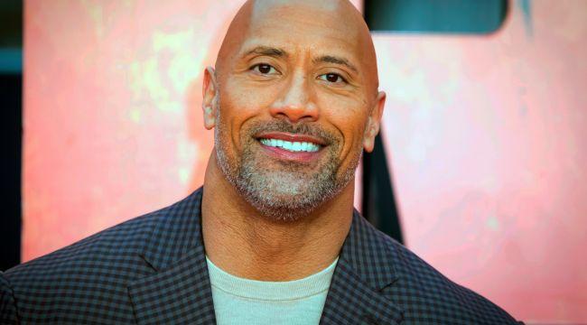 Dünyaca ünlü oyuncu Dwayne Johnson ve ailesi koronavirüse yakalandı