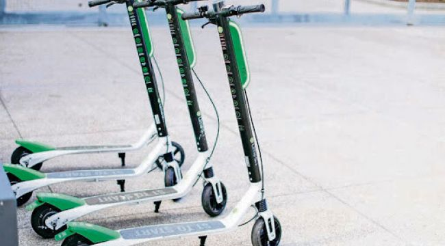 Elektrikli scooter yönetmeliğinin detayları belli oldu