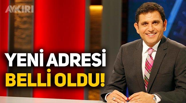 Fatih Portakal'ın yeni adresi belli oldu, twitter sayfasından duyurdu