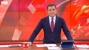 Fatih Portakal son kez Fox TV Ana Haber Bülteni'ne çıktı
