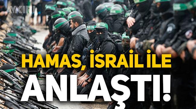 Filistin, İsrail ile Gazze konusunda anlaştı