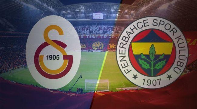 Galatasaray-Fenerbahçe derbisinin muhtemel 11'leri! Sürpriz isimler olabilir