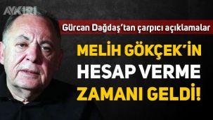 Gürcan Dağdaş, Melih Gökçek ile arasındaki hukuki süreci anlattı ve ekledi: