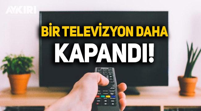 İnternette yayın yapan Biz10TV kapandı!