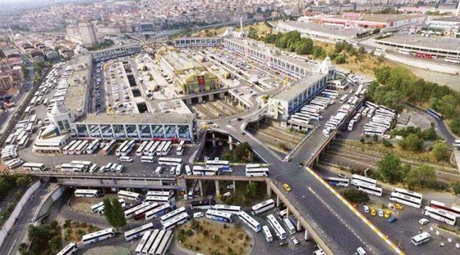 İstanbul'un karanlık yüzü Esenler Otogarı yenilendi