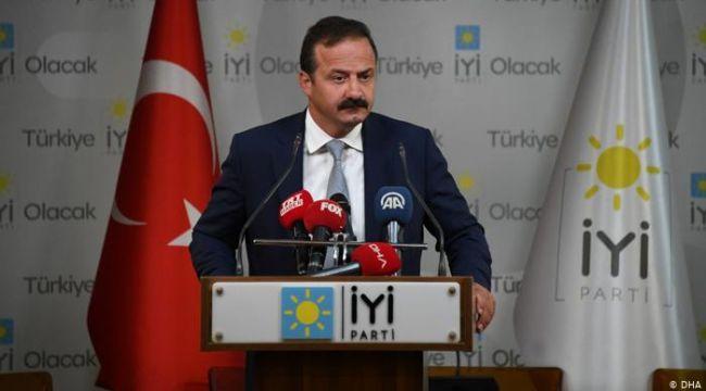 İYİ Parti Sözcüsü Yavuz Ağıralioğlu, Demirtaş ile Akşener arasındaki 'kahvaltı' diyaloğuna sert tepki gösterdi