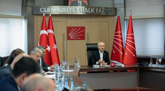 Kemal Kılıçdaroğlu, CHP MYK'yı olağanüstü toplantıya çağırdı