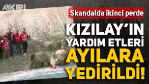 Kızılay'ın kurban etleri ayılara verildi, otelinde Kızılay etleri bulunan Başkan Battal Taşar istifa etti