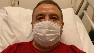 Koronavirüs tedavisi gören Antalya Belediye Başkanı Muhittin Böcek uyutuldu