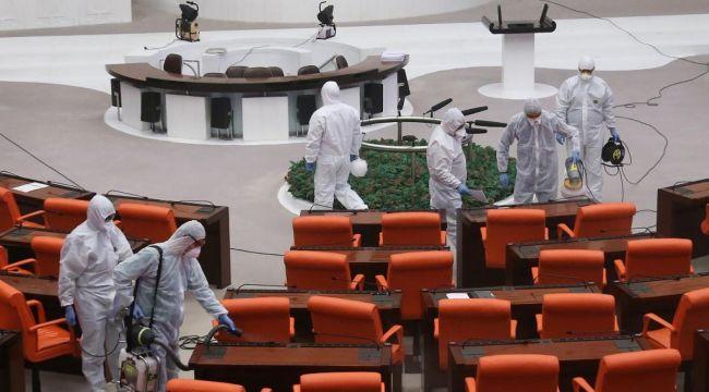 Meclis'te koronavirüsten ilk ölüm vakası, bir personel hayatını kaybetti