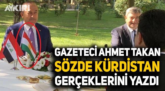 Sözde Kürdistan bayraklı görüşmelerin anayasaya aykırı olduğu ortaya çıktı