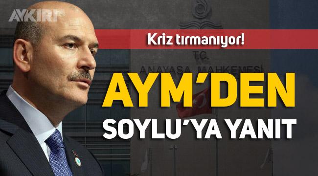 """Süleyman Soylu """"Bisikletle işe gitsinler"""" demişti, AYM üyesi paylaştığı fotoğrafla yanıt verdi"""