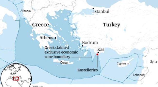 The Guardian'dan Yunanistan'ın Doğu Akdeniz hayallerine kötü haber: Uluslararası Adalet Divanı desteklemez