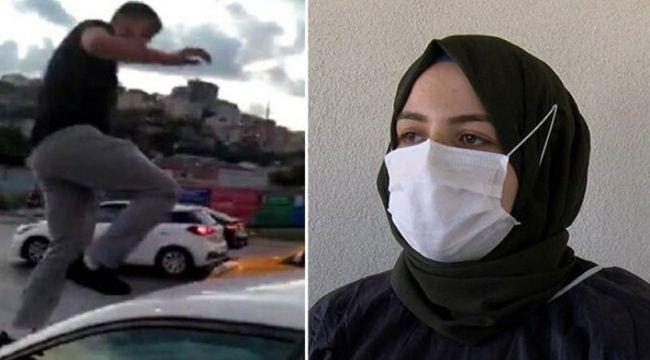 Trafikte Sena Koçak Genç'e saldıran magandaya istenen ceza belli oldu