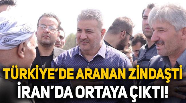 Türkiye'de uyuşturucu kaçakçılığı ve çok sayıda cinayetten aranan Zindaşti, İran'da ortaya çıktı!