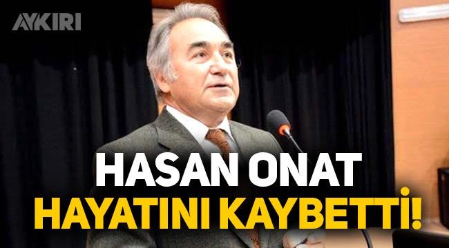 Ünlü ilahiyat profesörü Hasan Onat hayatını kaybetti