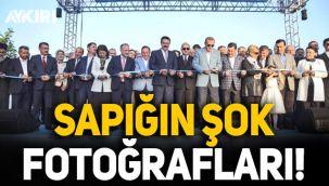 Uşşaki tarikatı liderinin flaş fotoğrafları ortaya çıktı: Üst düzey siyasilerle protokolde oturmuş!