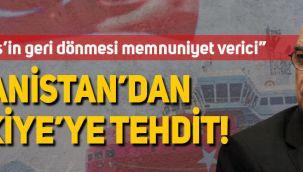 Yunanistan yine Türkiye'yi tehdit etti:
