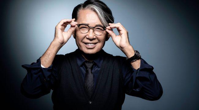 Koronavirüse yakalanan ünlü modacı Kenzo Takada, hayatını kaybetti