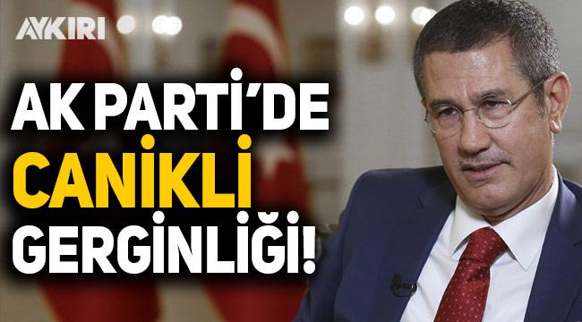 AK Parti'de milletvekilleri ve Nurettin Canikli arasında gerginlik!