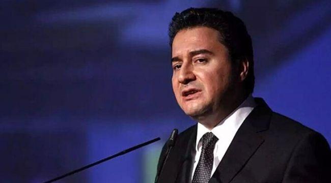 """Ali Babacan'dan iktidara: """"2020 yılının yedek akçesini sıfırladılar"""""""