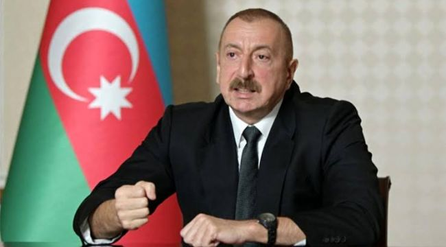 Aliyev duyurdu: 7 köy daha Ermenilerden kurtarıldı