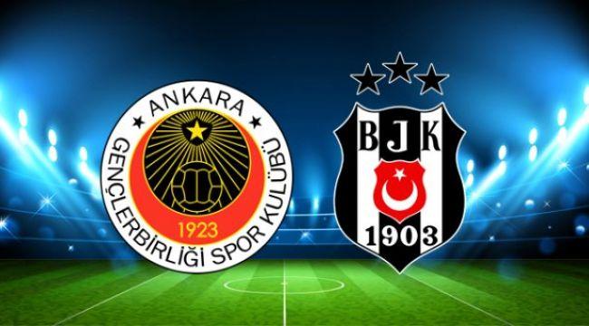 Beşiktaş - Gençlerbirliği maçı öncesi koronavirüs şoku!