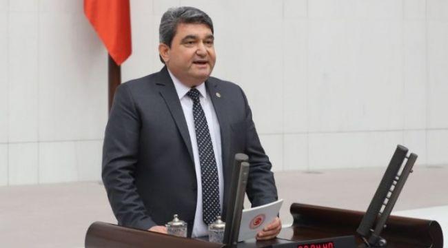 """CHP'li Cengiz Gökçel: """"Ormanlar talan edilmek isteniyor"""""""