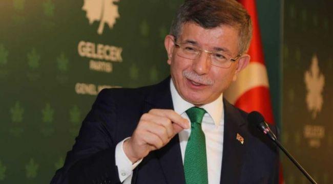 Davutoğlu, yine Bahçeli'yi hedef aldı: 'TRT Kurdi'yi kapatın' diyebilir