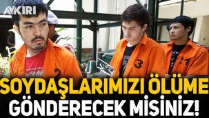 Endonezya'daki 3 Uygur Türkü Çin'e iade edilmek üzere, Lütfü Türkkan hükümete seslendi: Soydaşlarımızı ölüme gönderecek misiniz?