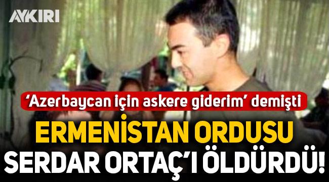Ermenistan Kamu Radyosu, yaptığı haberde ünlü şarkıcı Serdar Ortaç'ı öldürdü!