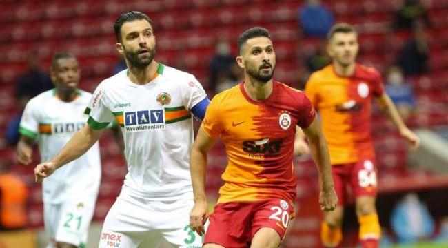 Galatasaray galibiyete hasret kaldı! 3 maçta 7 puan kaybetti