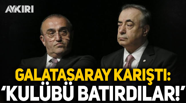 Galatasaray karıştı: Kulübü batırdılar!