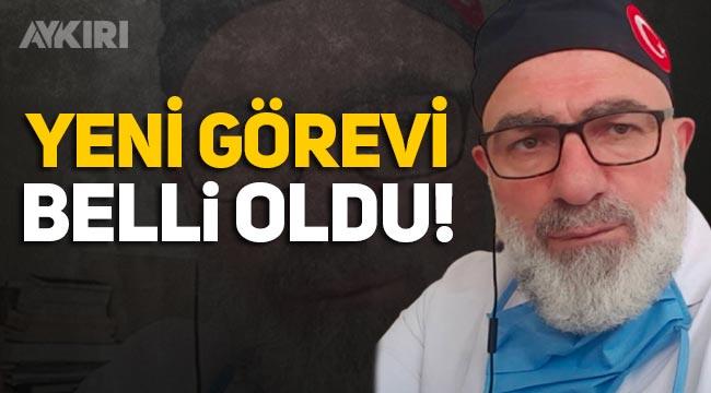 GATA'daki görevinden alınan Ali Edizer, Güdül Devlet Hastanesine atanmış